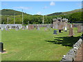 NX0668 : Lochryan Graveyard [2] by Michael Dibb