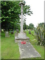 TG4812 : Mautby War Memorial by Adrian S Pye