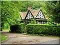 SD6230 : Samlesbury Hall Lodge by David Dixon