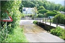ST7701 : Bingham's Melcombe Ford by John Walton