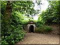 SZ5194 : Entrance to Ice House at Osborne House by PAUL FARMER