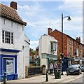 TF0645 : South Gate, Sleaford by Dave Hitchborne