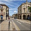 TF0645 : North Gate, Sleaford by Dave Hitchborne