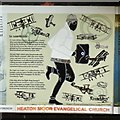 SJ8892 : Running Man: Panel 4 by Gerald England