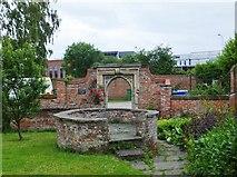 TA0339 : Friars Lane, Beverley, Yorkshire by Bernard Sharp