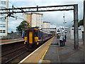NS4871 : ScotRail train at Dalmuir by Malc McDonald