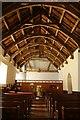 SO0847 : Ceiling in St Cewydd by Bill Nicholls