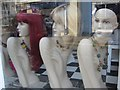 SN5881 : Mannequins in a shop window by Philip Halling