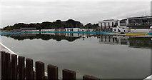 SZ3394 : Lymington Seawater Baths by Jaggery