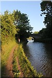SP7155 : Turnover Bridge, 47, Grand Union Canal by Jo Turner