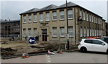 SU1484 : Churchward House, Swindon by Jaggery