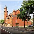 SK5740 : Watson Fothergill's Woodborough Road Baptist Church by John Sutton
