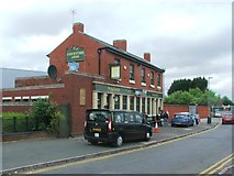 SP0986 : Cricketers Arms, Small Heath by Chris Whippet