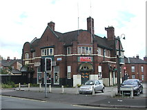 SP0986 : The Gables Tavern, Small Heath by Chris Whippet