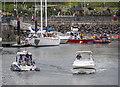 J5082 : Boats, Bangor Marina by Rossographer