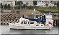 J5082 : Motor yacht 'Zulu' at Bangor by Rossographer