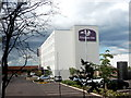 NJ8711 : Aberdeen airport hotel III by Bill Harrison