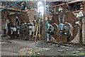 ST1221 : Tonedale Mill - boiler house by Chris Allen