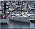 J5082 : Yacht '4 Oceans Dream' at Bangor by Rossographer