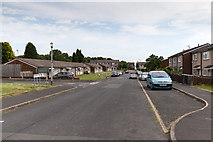 SJ6807 : Crown Street, Dawley by David P Howard