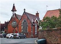 TA0339 : Minster Yard North, Beverley, Yorkshire by Bernard Sharp