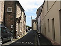 NU0052 : Ness Street, Berwick-upon-Tweed by M J Richardson