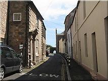 NU0052 : Ness Street, Berwick-upon-Tweed by M J Richardson