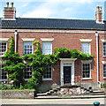 TM1473 : House in Broad Street, Eye by Evelyn Simak