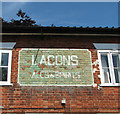 TM1473 : Lacons Brewery ghost sign by Evelyn Simak
