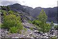 SH6265 : Penrhyn Quarry by Ian Taylor