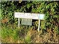 TQ6567 : Street nameplate, Camer Street, Camer by Chris Whippet