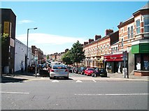 J3472 : The junction of Agincourt Avenue and Ormeau Road by Eric Jones
