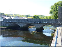 D3115 : Bridging the river [1] by Michael Dibb
