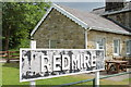 SE0491 : Redmire Station by Dave Pickersgill