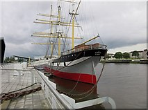 "NS5565 : The ""Glenlee"" Tall Ship, River Clyde by Euan Nelson"