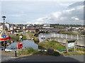 SN5881 : Aberystwyth Harbour, Aberystwyth by Adrian Cable