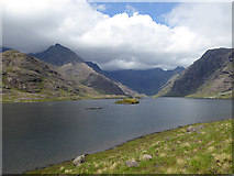 NG4919 : Loch Coruisk by Oliver Dixon