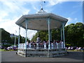 TR2235 : The Bandstand at Folkestone by Marathon