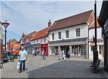 TA0339 : Toll Gavel, Beverley, Yorkshire by Bernard Sharp
