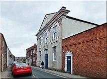 TA0339 : Trinity Lane, Beverley, Yorkshire by Bernard Sharp