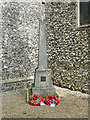 TG2418 : Frettenham War Memorial by Adrian S Pye