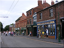 SO9491 : Black Country Street by Gordon Griffiths
