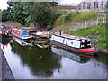 SO9491 : Narrowboat Coventry by Gordon Griffiths
