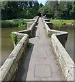 SJ9922 : Essex Bridge crossing the River Trent by Mat Fascione