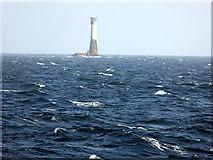 SW2611 : Wolf Rock Lighthouse by John Lucas