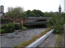 NS5666 : Partick Bridge by Richard Sutcliffe