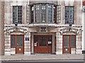 TQ3181 : Snow Hill Police Station, Smithfield by Julian Osley