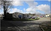 SX3477 : Treburley Industrial Estate by Derek Harper