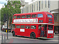 TQ2678 : Routemaster, Exhibition Road by Oast House Archive