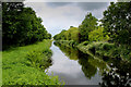 SD5383 : Lancaster Canal South of Crooklands by Chris Heaton